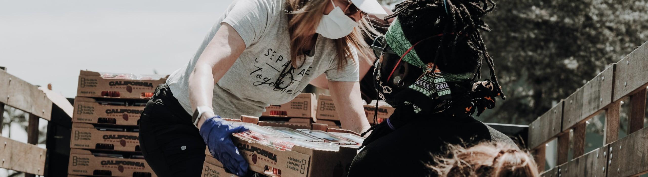 Lutte contre le gaspillage et solidarité alimentaire au marché de gros de Tours