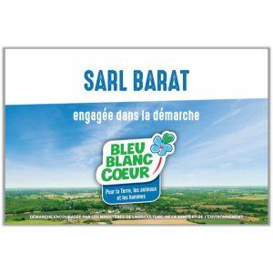 SARL Barat - Bleu Blanc Coeur