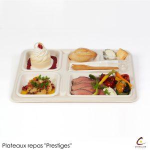 Plateau repas prestige Chevalier Traiteur